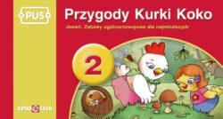 Przygody kurki Koko 2, jesień, zabawy ogólnorozwojowe dla njmłodszych