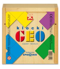 Klocki Geo, zabawy twórcze