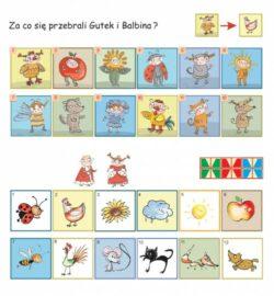 Gutek i Balbina 2, strony