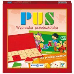 PUS Wyprawka przedszkolaka, 2 książeczki i zestaw kontrolny