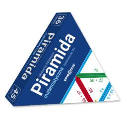 Piramida M1, matematyczna, dodawanie do 100