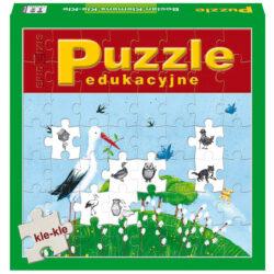 Puzzle, Bocian Klemens