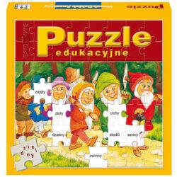 Puzzle, Wacek, Dzidek, Anastazy