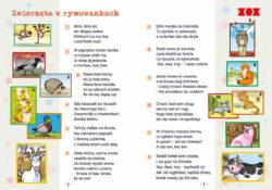 Wyliczanki rymowanki 2, strony
