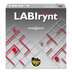 Labirynt, gra logiczna, orientacja na płaszczyźnie