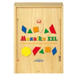 mozaika XXL, rozpoznawanie, spostrzeganie, tworzenie