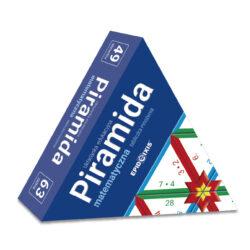 Piramida M2, matematyczna, tabliczka mnożenia