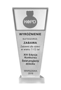 Nagroda KOPD 2016, Tres