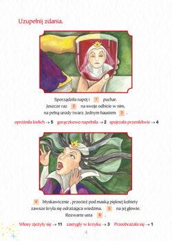 PUS, Czytanie 2, Krolewna Snieżka, str 4