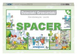Dzieciaki Grzeczniaki - spacer, gra edukacyjna, puzzle