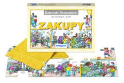Dzieciaki Grzeczniaki, gra edukacyjna – puzzle