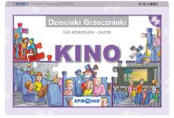 Dzieciaki Grzeczniaki – kino, gra edukacyjna, puzzle