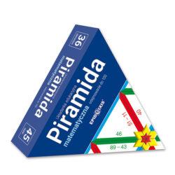 Piramida matematyczna M3, odejmowanie do 100