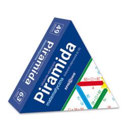 Piramida matematyczna M4, dodawanie/odejmowanie do 100