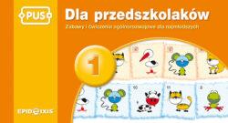 Dla przedszkolaków 1, zabawy i ćwiczenia ogólnorozwojowe dla najmłodszych