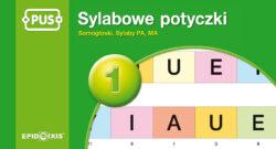 Sylabowe potyczki 1, samogłoski, sylaby, nauka czytania