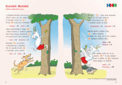 Czytanie ze zrozumieniem 4, wiersze, strony 4-5, PUS
