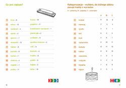 Logopedyczne potyczki 4, strony 16-17, PUS