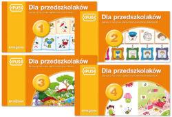 PUS, Dla przedszkolaków 1-4