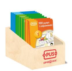 System Edukacji PUS, Skrzynka na ksiazeczki