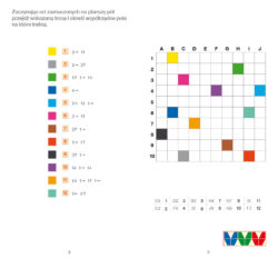 Od kropki do kodu 2, strony 8-9
