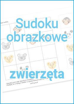 Sudoku obrazkowe_rysowanie po śladzie