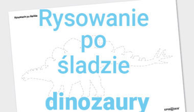 Dinozaury – nowy plik do pobrania