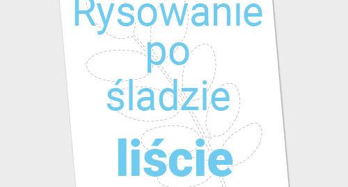 Jesienne liście_szablony
