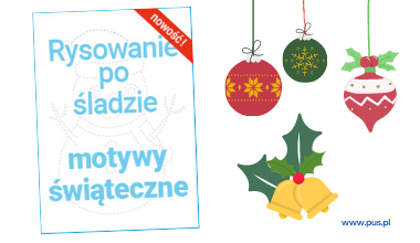 W świątecznym nastroju_szablony