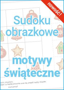 Już niedługo święta_sudoku