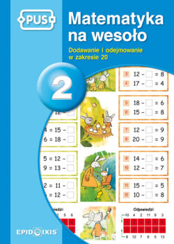 Matematyka na wesolo 2, PUS