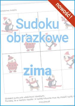 Zimowe sudoku